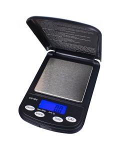 La On Balance Champion es una báscula de bolsillo que puede pesar hasta 500 g con una precisión de 0,01 g.