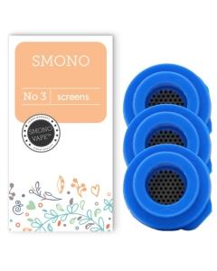 Asegúrate de que tu vapor es siempre puro reemplazando las Pantallas regularmente en tu vaporizador Smono 3.