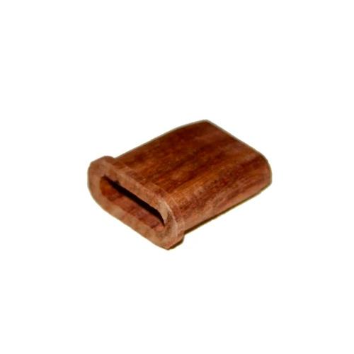 La Boquilla de madera para el AirVape X tiene buen aspecto y mantiene puro tu vapor.