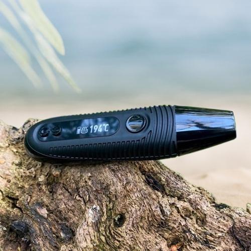 El vaporizador Boundless CFC 2.0 es pequeño y fácil de llevar cuando sales de casa.