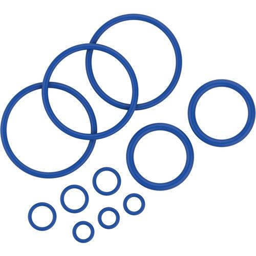 Este Juego de anillos de sellado incluye 11 anillos de sellado de diferentes tamaños para el vaporizador Crafty