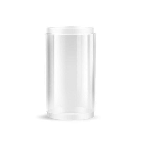 Hydrology 9 - Tubo cilíndrico de cristal acrílico