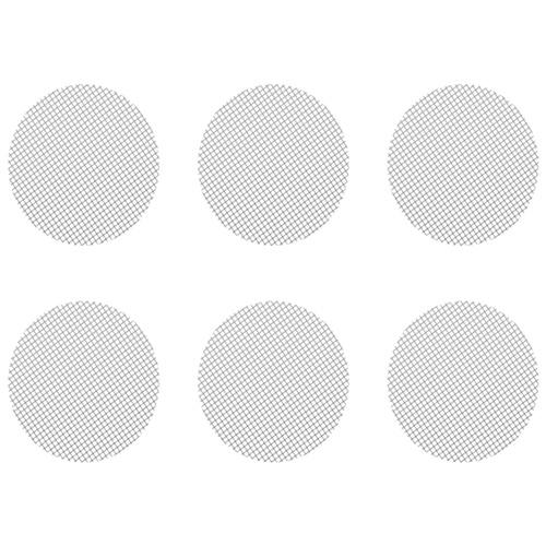 Este Juego de pantallas normales pequeñas consiste en 6 pantallas normales que se ajustan al Crafty, Mighty y a los adaptadores de cápsulas dosificadoras